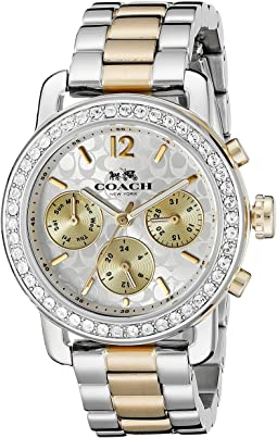 COACH Legacy Sport 36mm Bracelet Watch