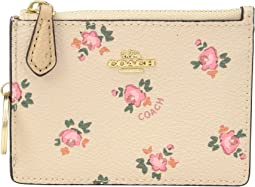COACH - Floral Bloom Mini ID Skinny
