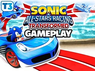 Clip: Sonic & All Stars Racing Transformed Gameplay