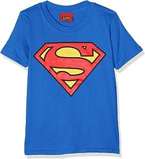 DC Comic Superman Logo Sudadera para Niños