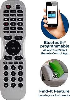 Philips Universal Remote Control, Backlit, for Samsung, Vizio, LG, Sony, Sharp, Roku, Apple TV, RCA, Panasonic, Smart TVs, Streaming Players, Blu-Ray, DVD, Simple Setup