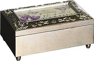 Carson Home Accents Gift of Family Music Box Plays My Favorite Things