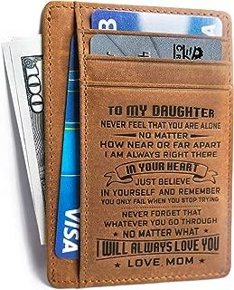 mother daughter wallet