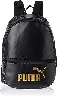 Puma Core Up Archieve Backpack for Women (Black (Puma Black) 7595201)