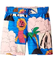 mini rodini - Seamonster Swimshorts (Infant/Toddler/Little Kids/Big Kids)