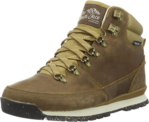 The North Face M Back-To-Berkeley rougeux Trans Wp, paniers Basses Homme