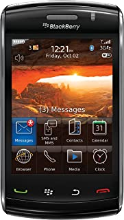 BlackBerry Storm 2 9550 Unlocked Phone - No Warranty