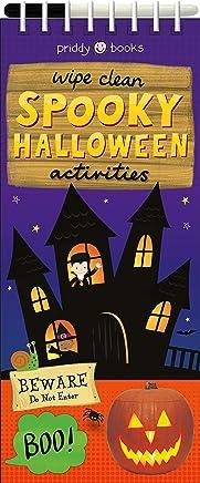 Wipe Clean Spooky Halloween