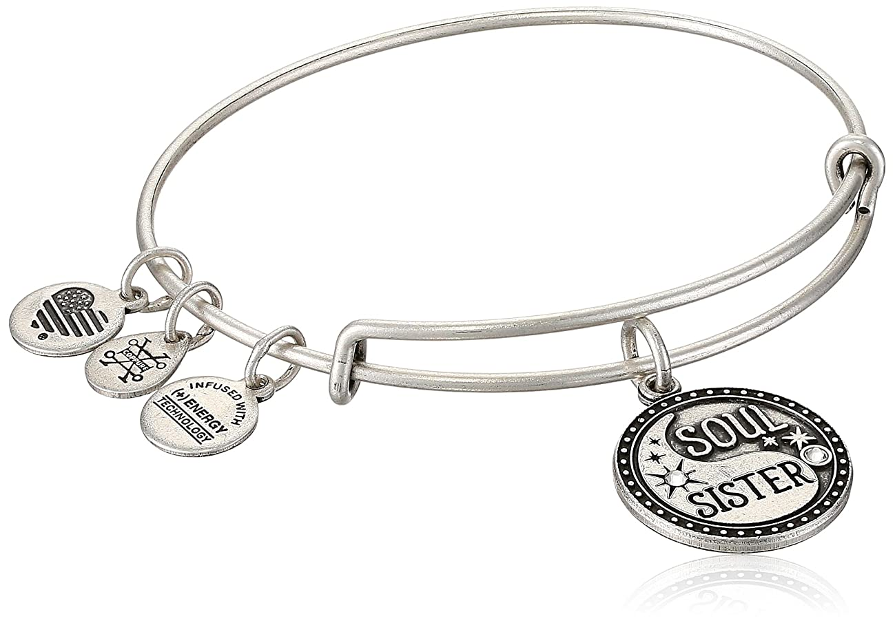 Alex and Ani Women's Soul Sister Bangle
