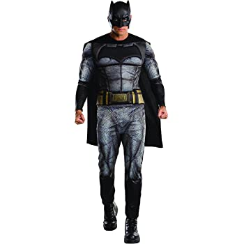 Batman V Superman- Disfraz, unica (Rubies Spain 810841): Amazon ...