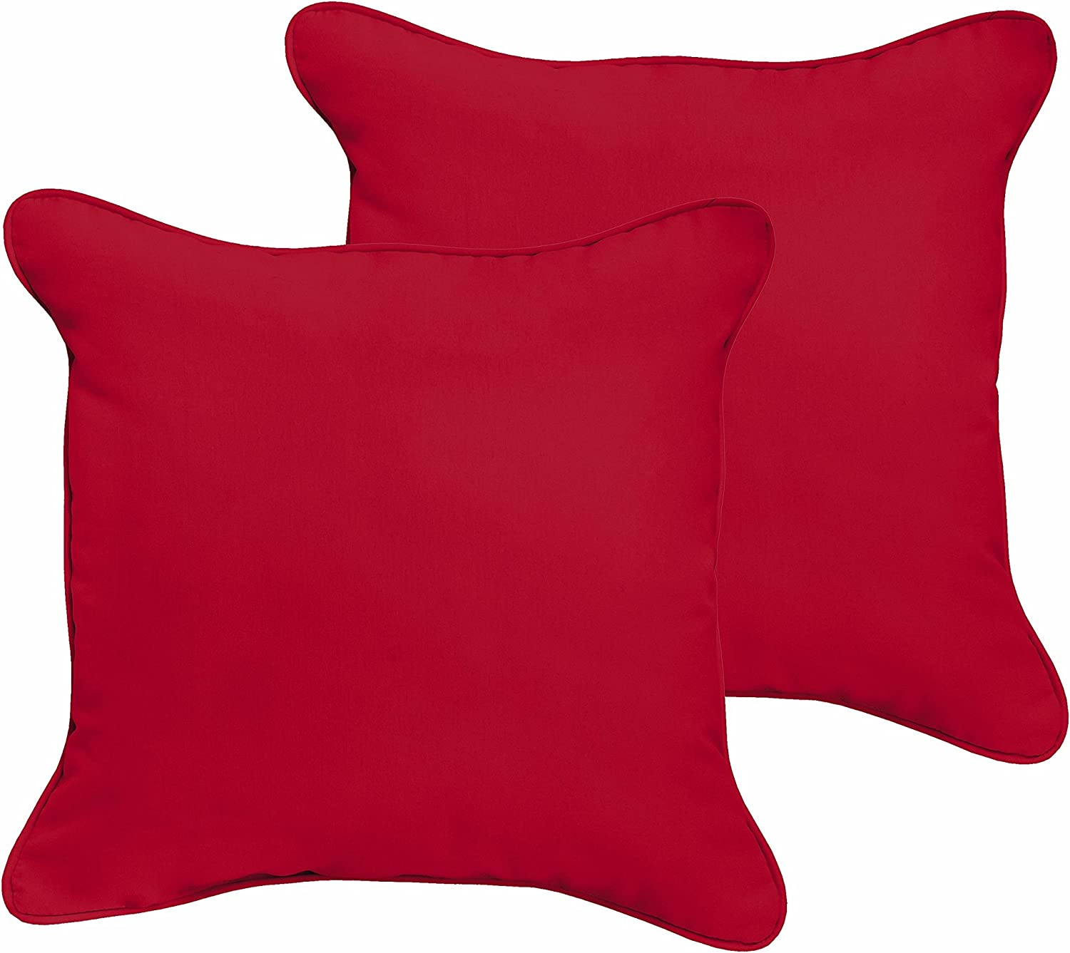 Mozaic Company AZPS8507 Indoor Outdoor Corded San Antonio Mall Minneapolis Mall with Pillow Square