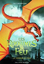Les Royaumes de Feu (Tome 8) - La Mission de Péril (French Edition)