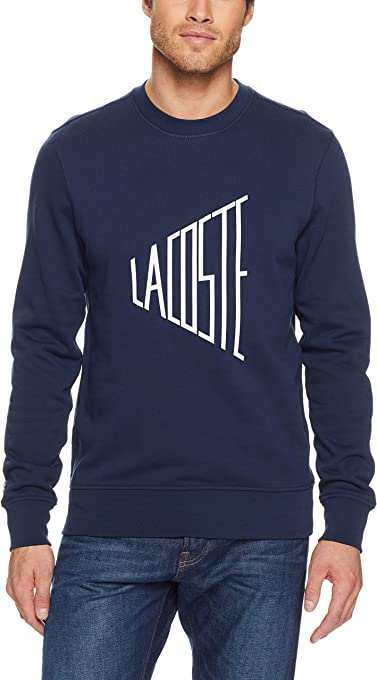 Lacoste Men's Graphic Logo Sweatshirt