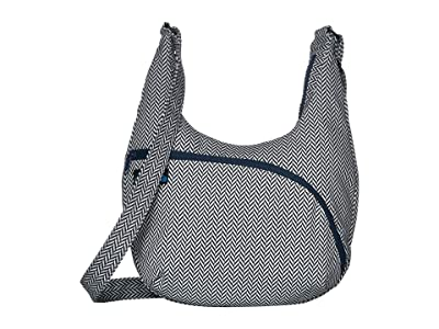 KAVU Sydney Satchel (Herringbone) Satchel Handbags
