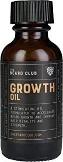 Beard Growth Oil | The Beard Club | #1 Selling Beard & Hair Growth Supplement in America | Get a Fuller and Thicker Beard