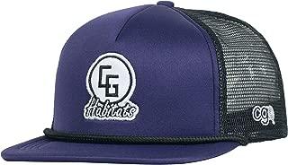 trucker hat with sweatband