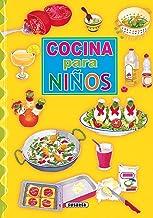 Cocina para ninos (Adivinanzas, chistes.) (Spanish Edition)