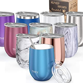 Best monogrammed insulated cups with straw Reviews