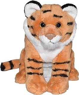 Wild Republic 23325 Tiger Plush, Wild Calls Soft Toys with Original Sound, Kids Gifts, 20 cm, Multi