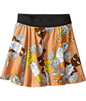 mini rodini - Cheercats Skirt (Infant/Toddler/Little Kids/Big Kids)