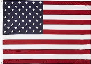 US Flag Store USA46SPP 4ft x 6ft American Flag Super Knit Polyester, Red, White, Blue