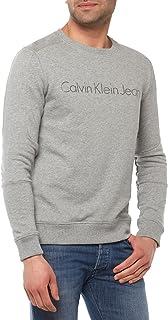 Calvin Klein Jeans Men's Holme Cn Hknit True Icon L/S Sweatshirt