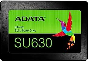 ADATA ASU630SS-480GQ-R Ultimate SU630, Color Negro, 480 GB