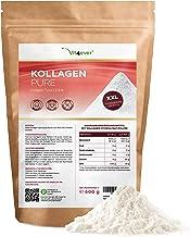 Collageen poeder - 600 g - zuiver collageen hydrolysaat zonder toevoegingen - herkomst: Duitsland - smaakneutraal - labora...