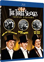 Three Stooges Collection Volume 1 Triple Feature: (Time Out for Rhythm / Rockin' in the Rockies / Have Rocket, Will Travel)