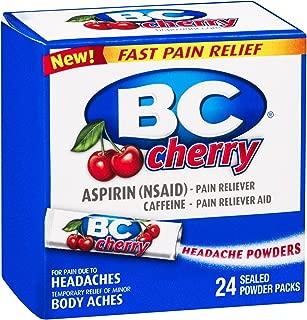 BC Aspirin Powder Packs Cherry