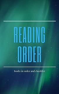 READING ORDER: Nora Roberts