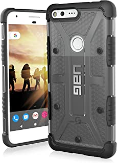 URBAN ARMOR GEAR UAG Google Pixel XL [5.5-inch Screen] Plasma Feather-Light Rugged [Ash] Military Drop Tested Phone Case