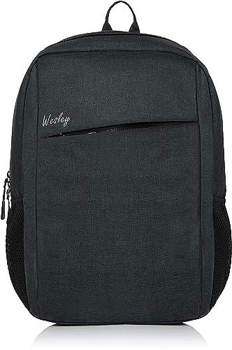 Wesley Milestone 15.6 inch 25 L Casual Waterproof Laptop Backpack/Office Bag/School Bag/College Bag/Business Bag/Unis...