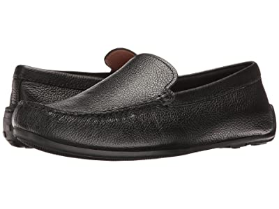 Clarks Reazor Edge (Black Leather) Men