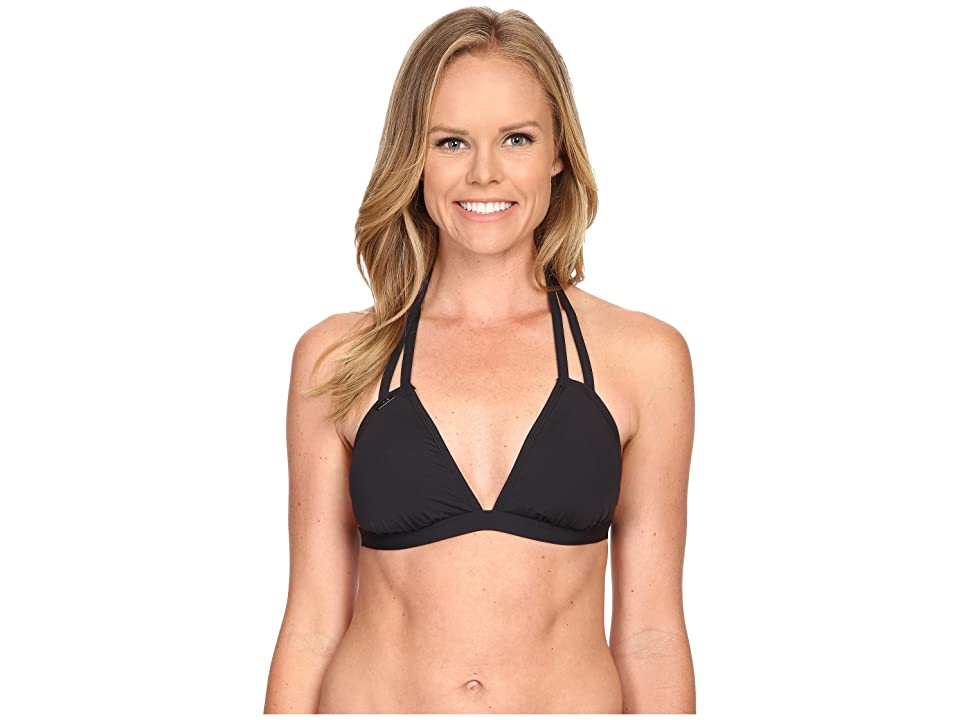 Lole Lanai Halter Top (Black) Women