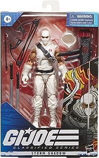 G.I. Joe Classified Series Storm Shadow Action Figure 35...