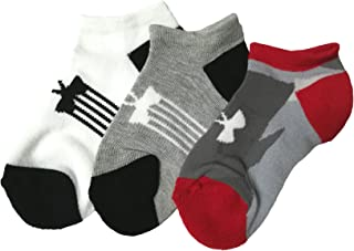 Under Armour Girls Ua Girls Next Statement 3.0 Crew Socks (3 Pack)