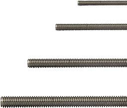 BIAT /® Gewindestange DIN 976//975 Stahl galvanisch verzinkt G/üte 5.6 M 6 1, M24 x 1000 M 30