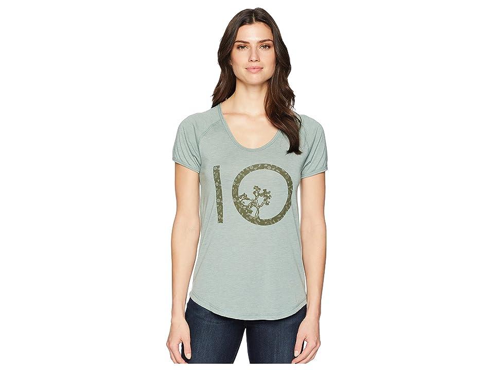 tentree Vintage T-Shirt (Chinois Green) Women