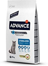 Advance - Pienso para Gatos Esterilizados Adultos, 10 kg