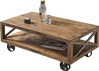 Amazon.es: muebles rusticos salon - Wohnling