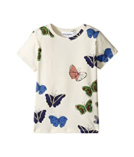 Butterflies Short Sleeve Tee (Infant/Toddler/Little Kids/Big Kids)