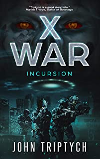 X WAR: Incursion (English Edition)