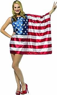 Flag USA Dress
