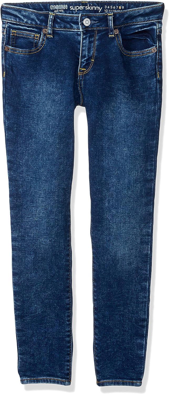 Gymboree Girls' Big Long-awaited Fashionable Jeans Super Skinny