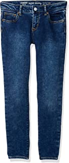 Gymboree Girls' Big Super Skinny Jeans