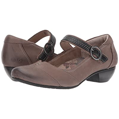 Taos Footwear Virtue (Taupe Oiled Leather) Women