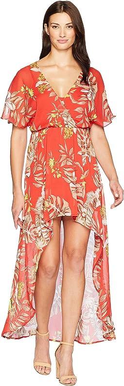 Rosaleen V-Neck Maxi Dress