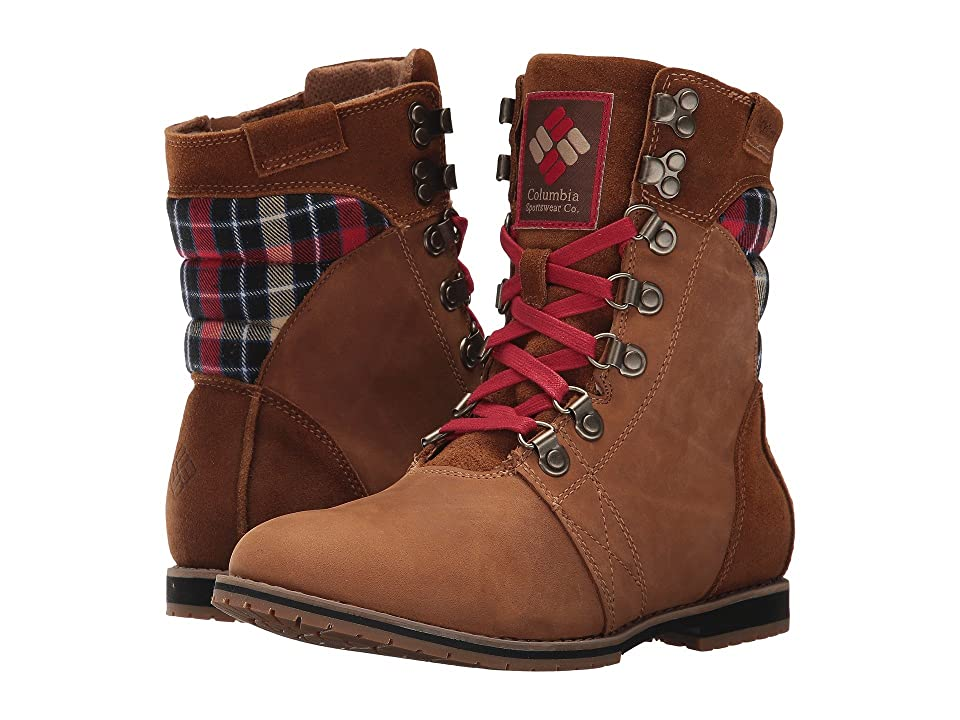 Columbia Twentythird Ave WP Mid Print (Elk/Rocket) Women