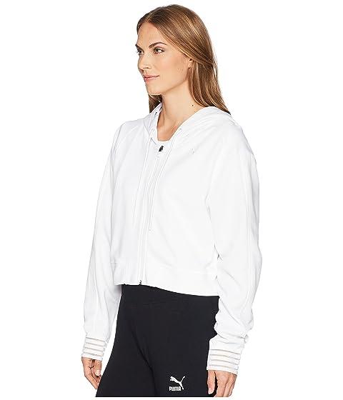Jacket PUMA Fusion Hooded Full Zip IqfqR0